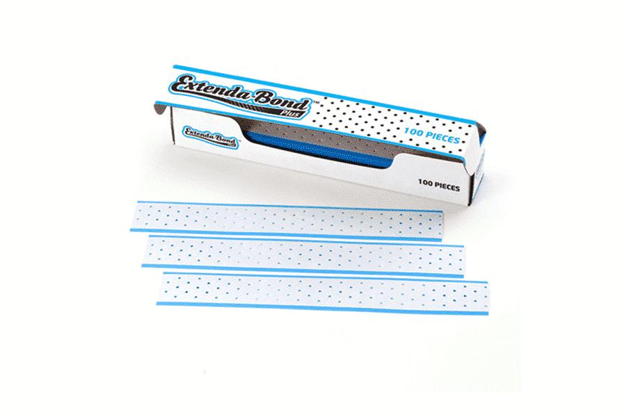Extend A Bond Hairpiece Tape Strip